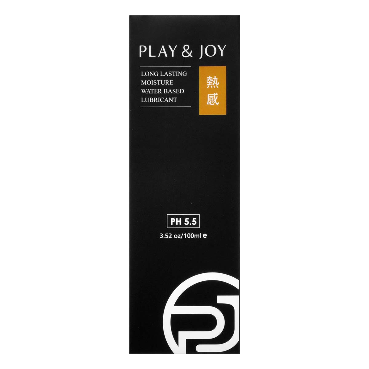 PLAY & JOY Hot & Sexy 100ml Water-based Lubricant